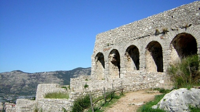 tempio di giove a terracina